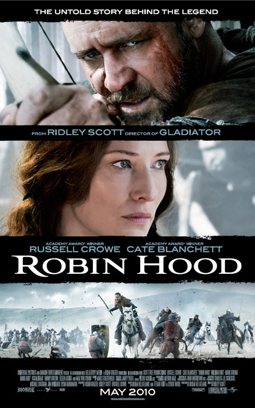 [Film] Robin Hood le robin des Bois de Ridley Scott avec  ~ Robin Des Bois Russel Crowe Streaming Vf