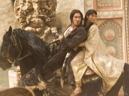 Avis] Prince of Persia: Les Sables du Temps, ce rêve bleu (ne ferme