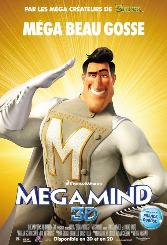 Megamind Le complot du Mega Robot