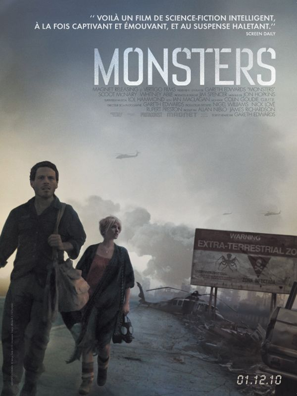 affiche monsters