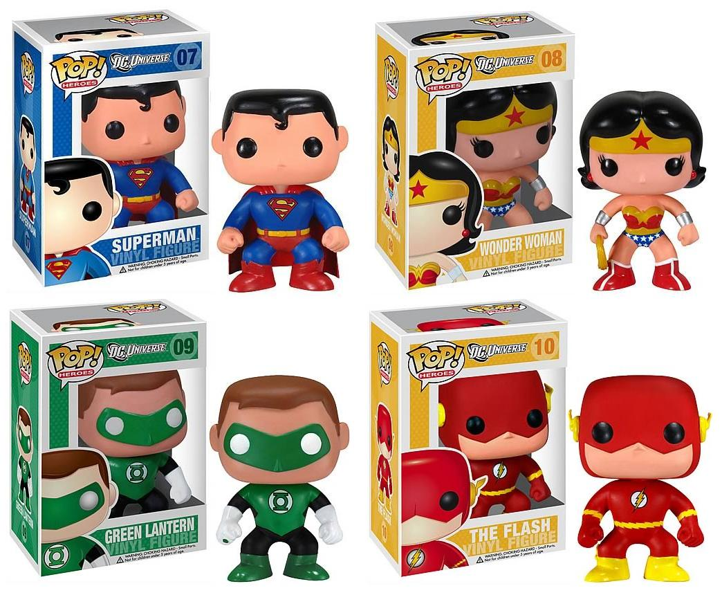 Dc Universe Pop Universe Funko Batman New Kids On The Geek