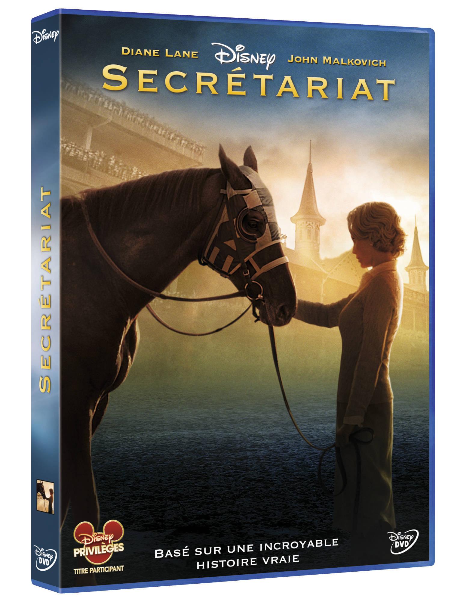 3D DVD SECRETARIAT