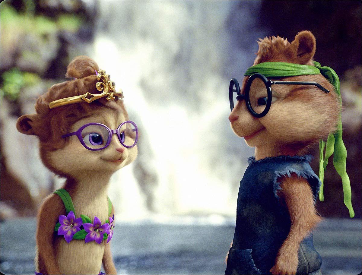 Avis] Alvin et les chipmunks 3: les écureuils partent en croisière