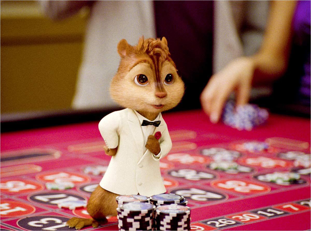 Alvin et les Chipmunks 3 - photo Mike Mitchell