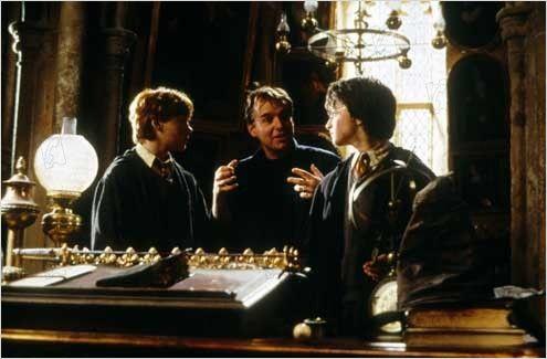 Harry potter et la chambre des secrets new kids on the geek for Chambre harry potter
