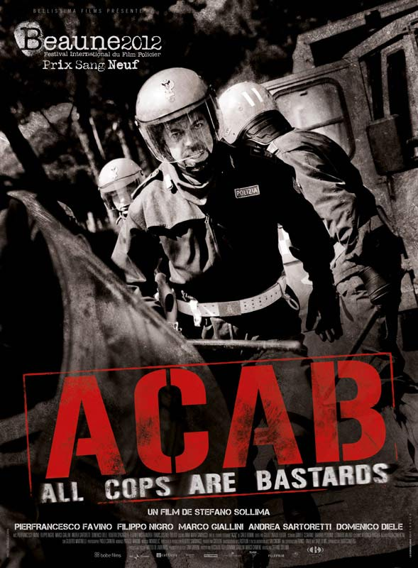 Affiche ACAB All Cops Are Bastards