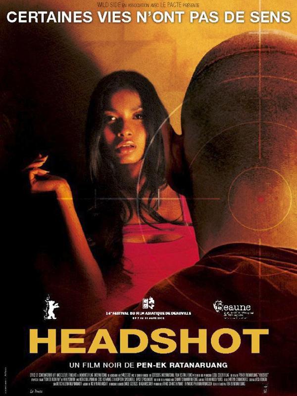 affiche Headshot © Wild Side Films : Le Pacte