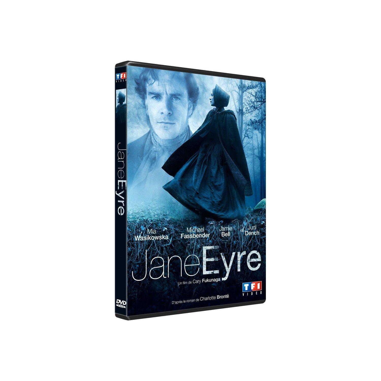 DVD Jane Eyre Michael Fassbender