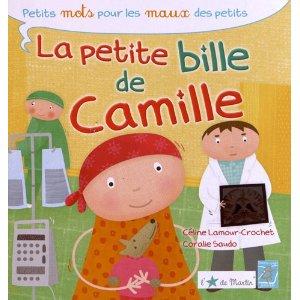 La petite bille de Camille Editions Tournez la page
