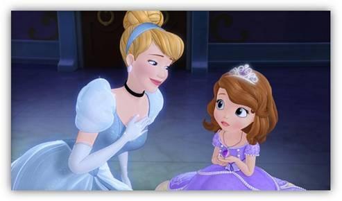 Princesse-Sofia-avec Cendrillon