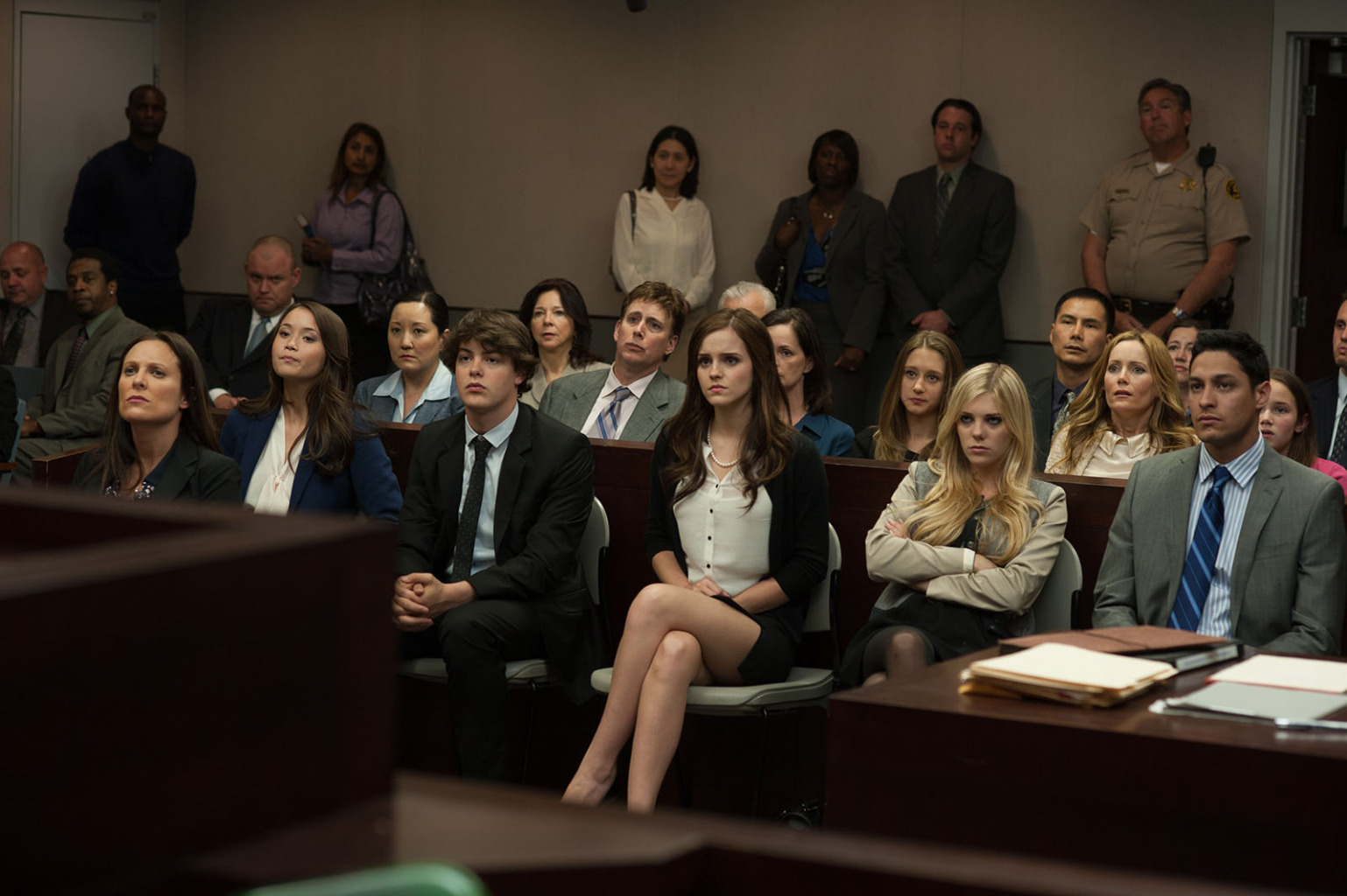 The Bling Ring - Photo Claire Julien, Emma Watson, Erin Daniels, Israel Broussard, Katie Chang