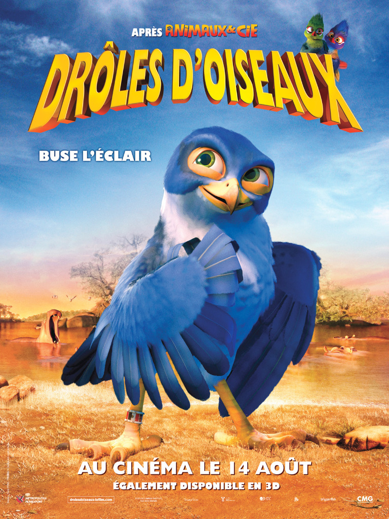 Droles D`Oiseaux [1993]