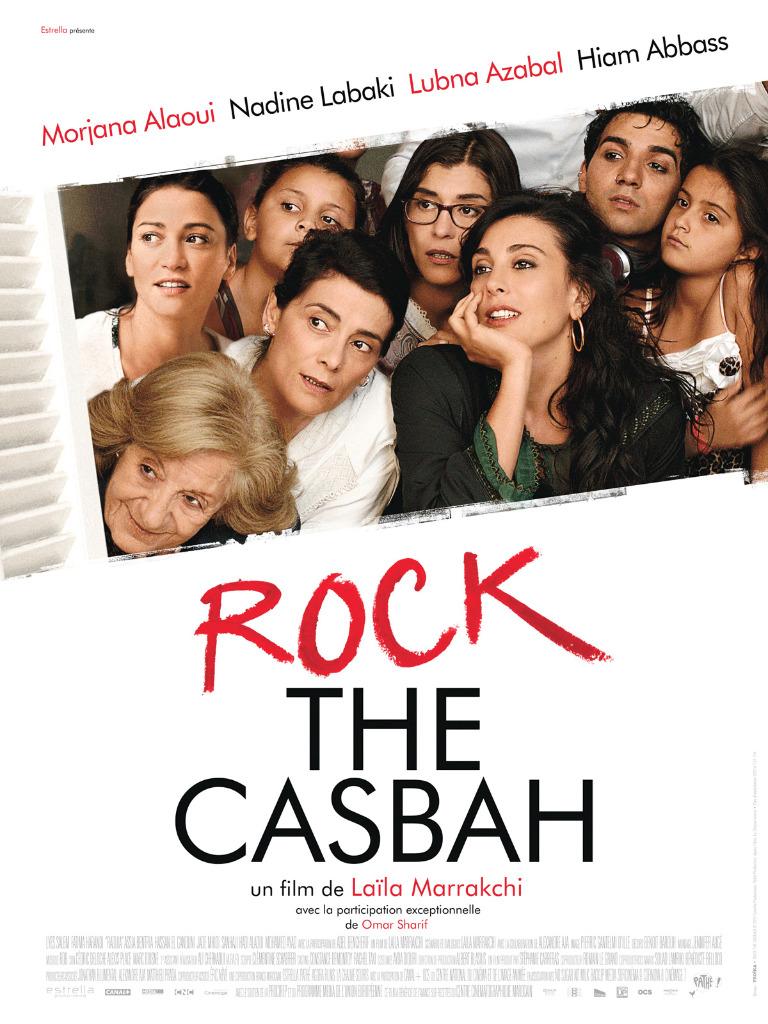 Rock the Casbah - Affiche