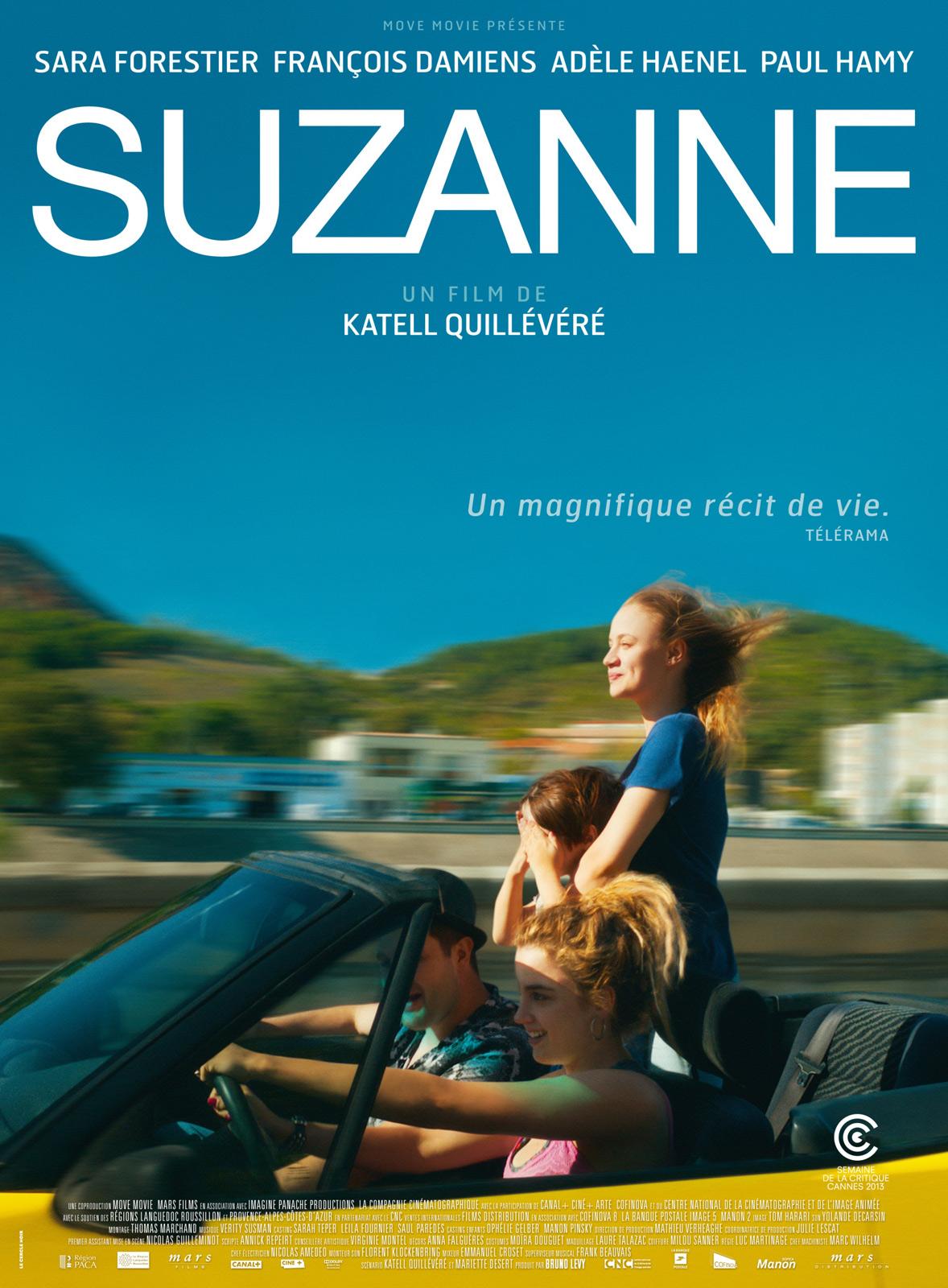 Suzanne - Affiche