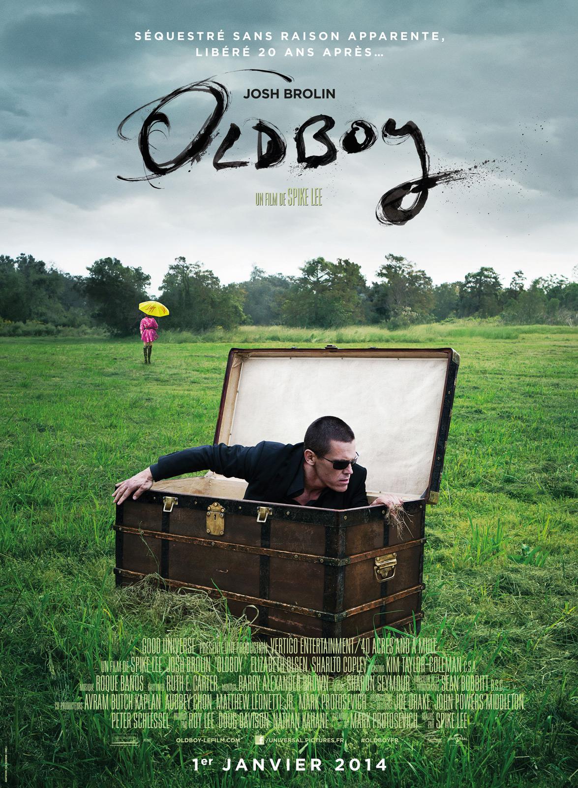 Oldboy - Affiche