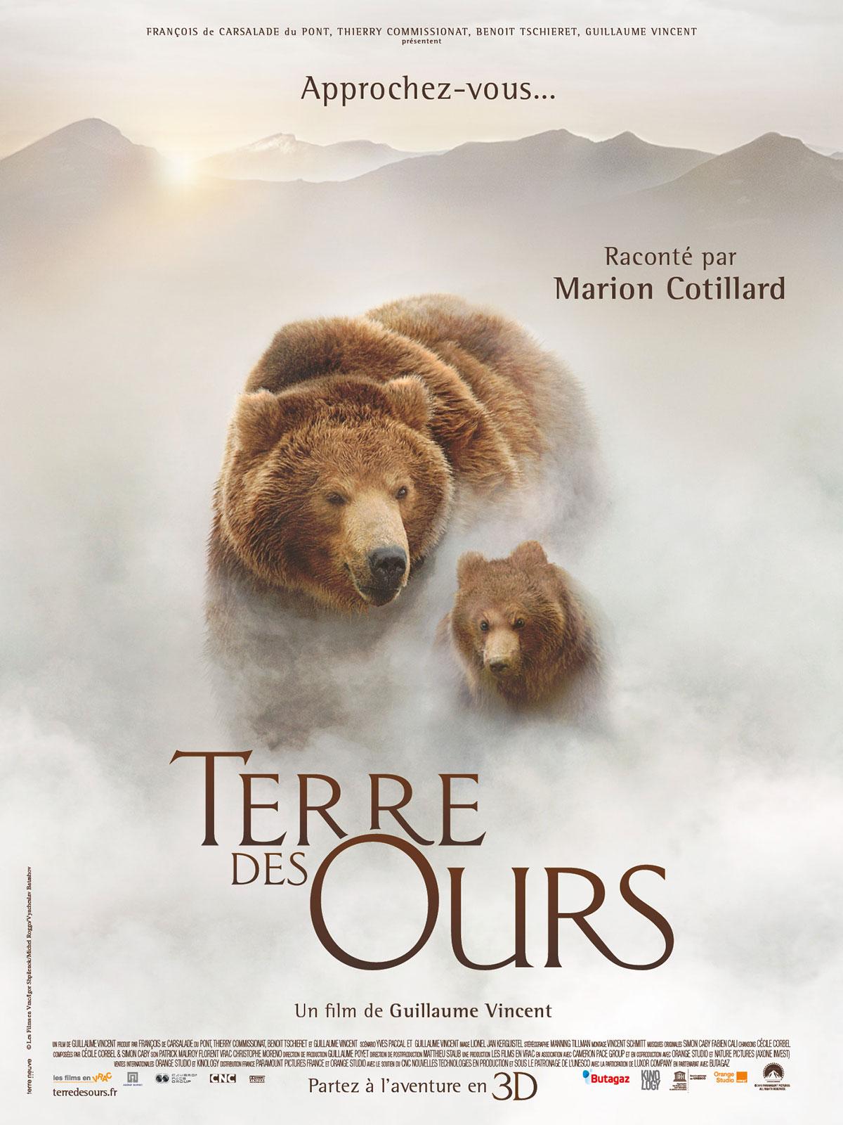 Affiche Terre des Ours