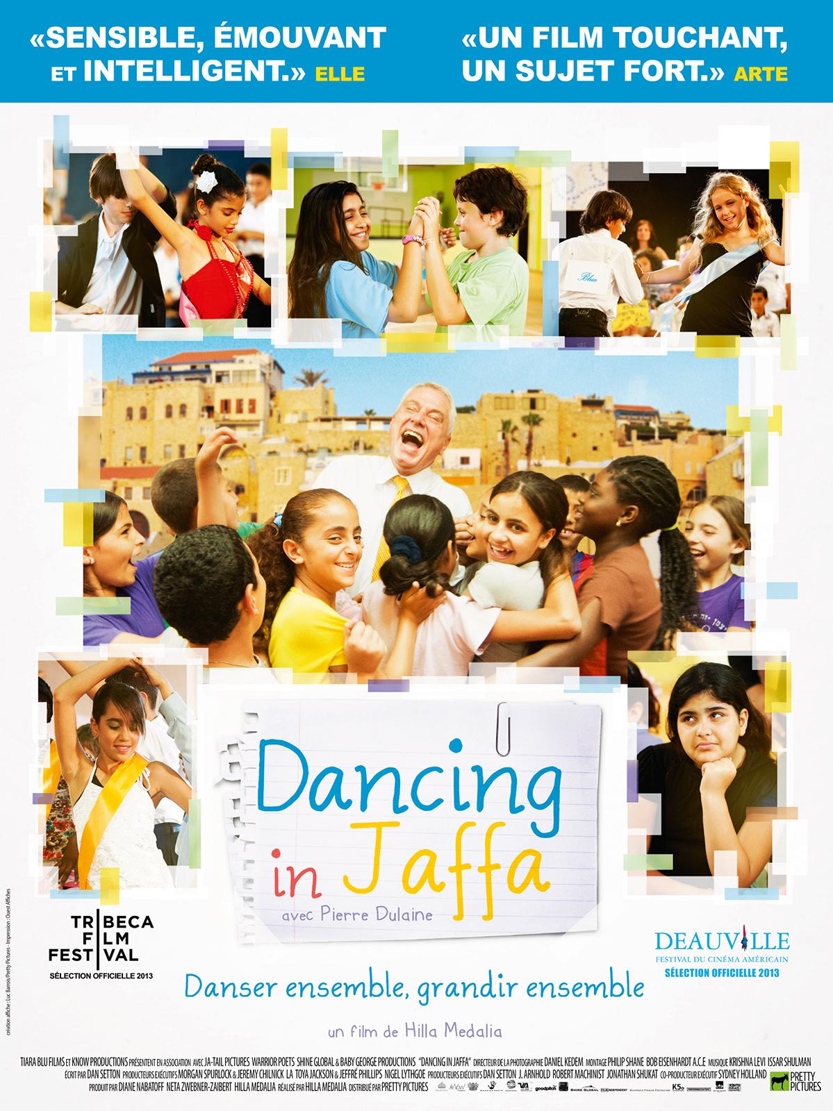 Dancing in Jaffa - Affiche