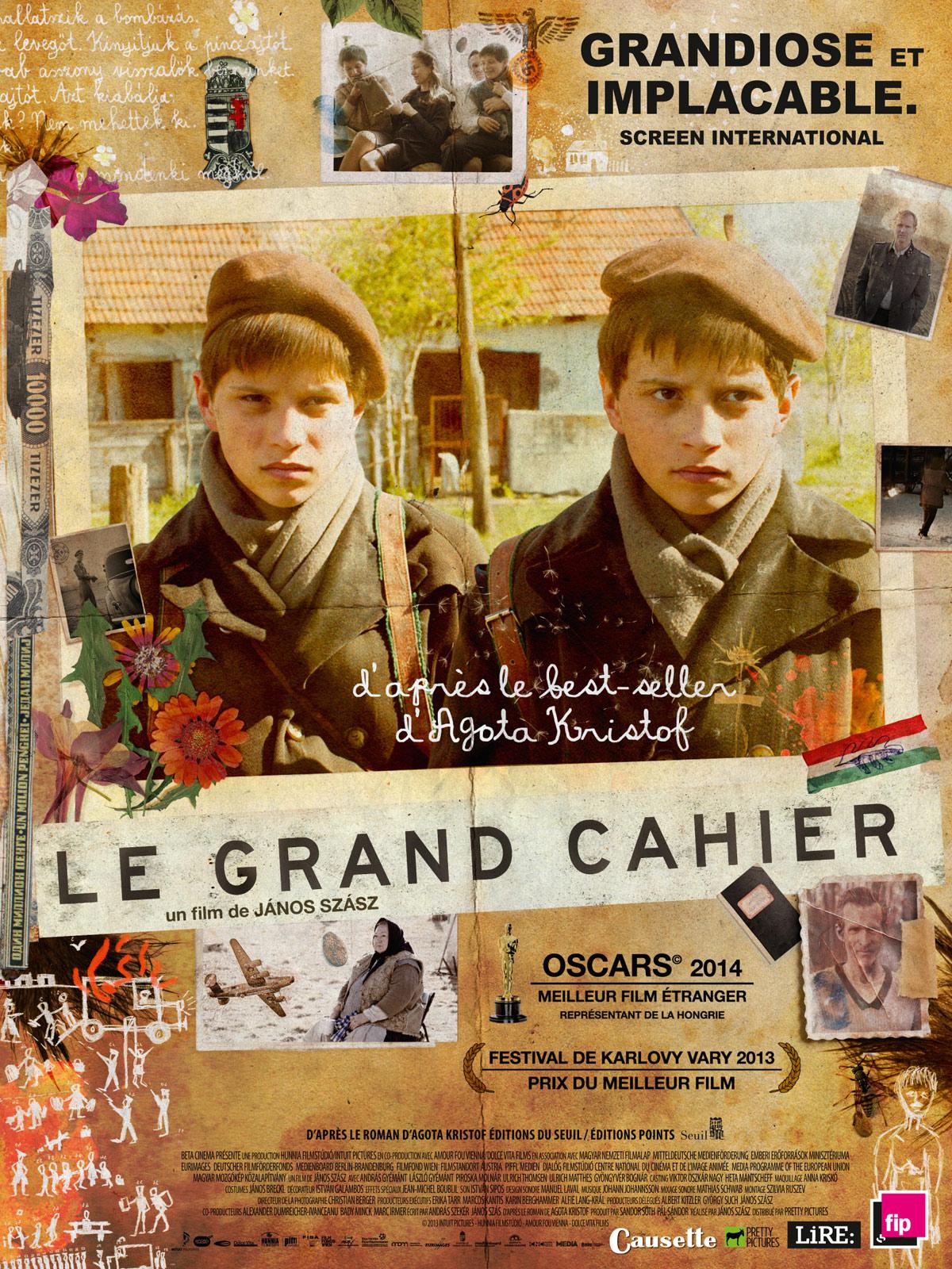 Le Grand Cahier - Affiche