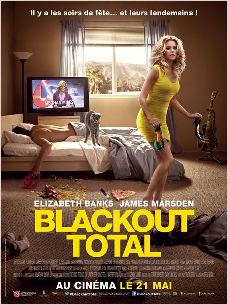 Blackout Total - Affiche