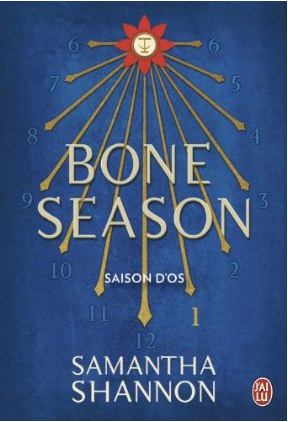Cover Bone Season Tome 1 Samantha Shannon