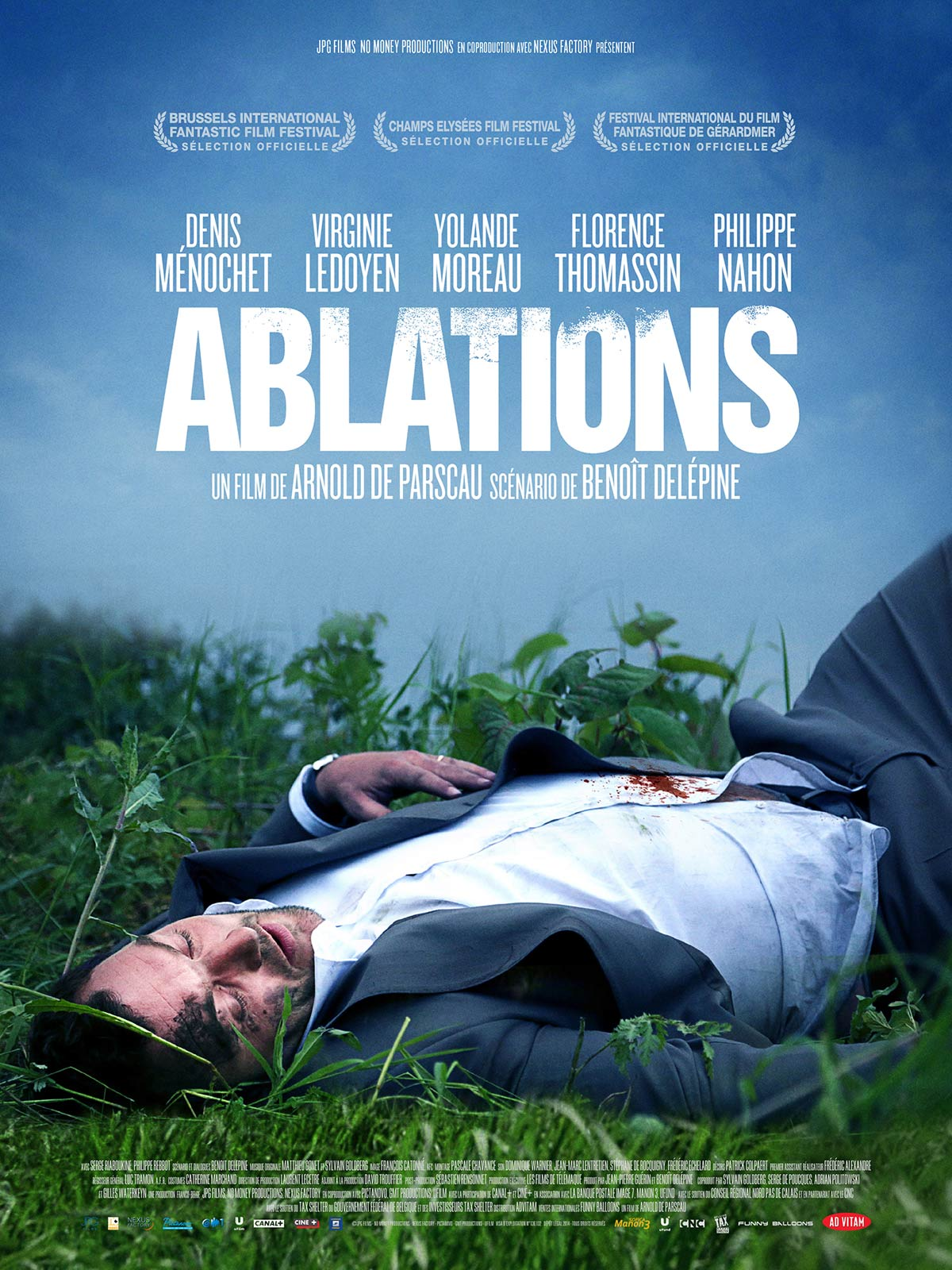 Ablations - Affiche