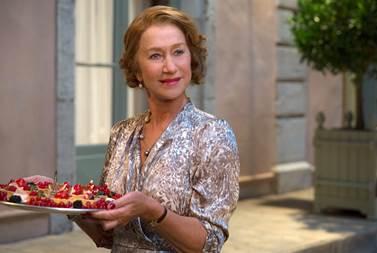 Helen Mirren Les recettes du bonheur