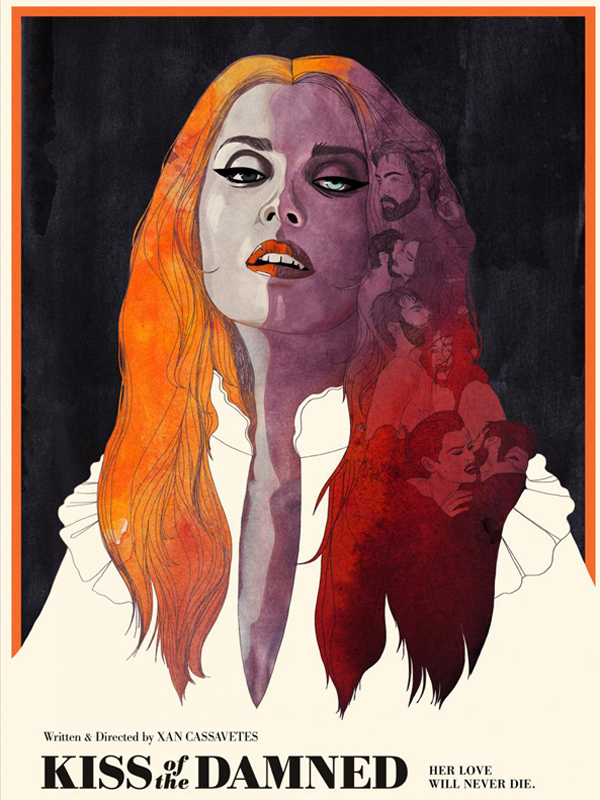 Kiss of the Damned - Affiche