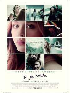 Si je reste -If I Stay- Affiche