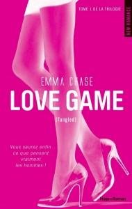 Cover Trilogie Tangled Love game Tome 1
