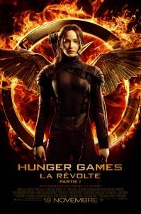 Hunger Games - La Révolte - Partie 1 - Affiche
