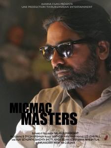 Micmac Masters - Affiche