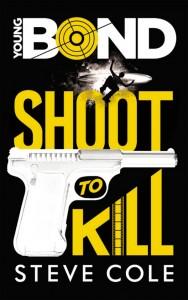 James Bond Shoot to kill Steve Cole