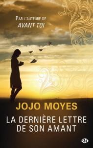 Le dernière lettre à son amant Jojo Moyes Poche