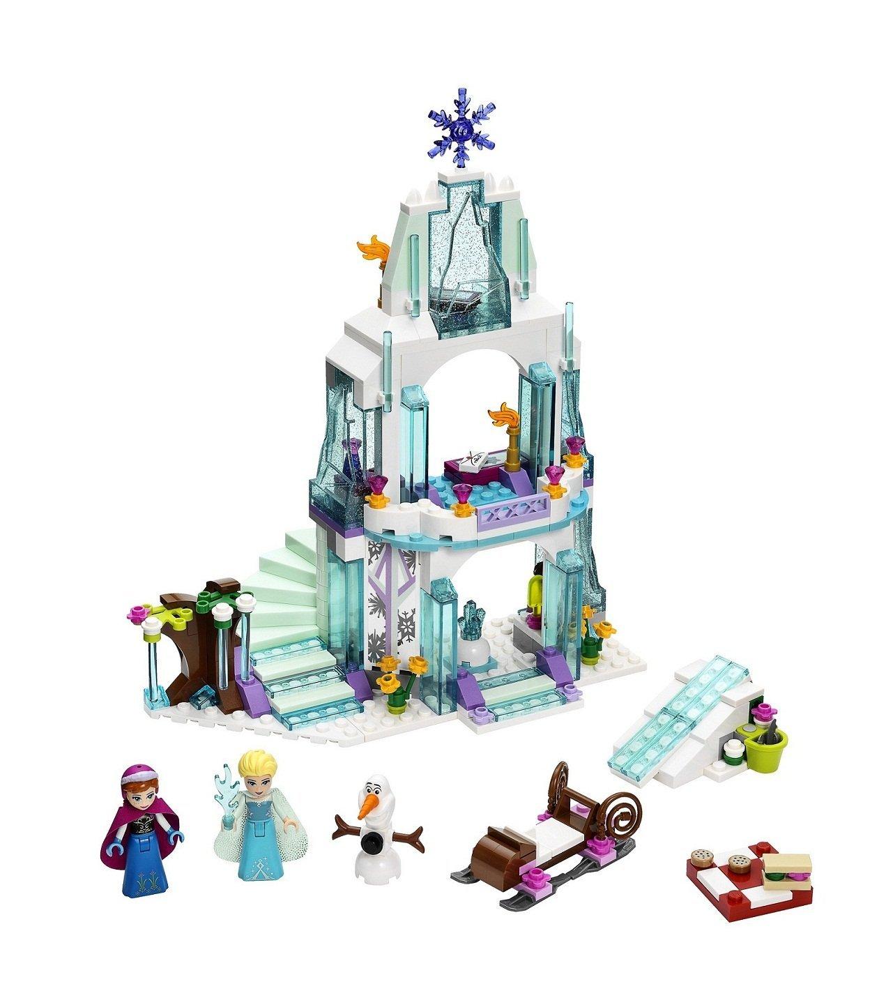 Goodies disneysocialclub le palais des glace de la - Palais de glace reine des neiges ...