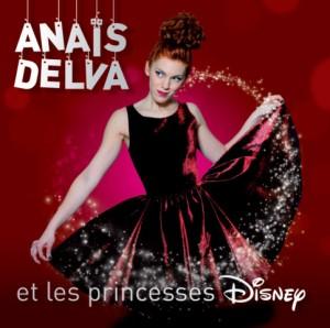 cover Anais Delva et les princesses Disney