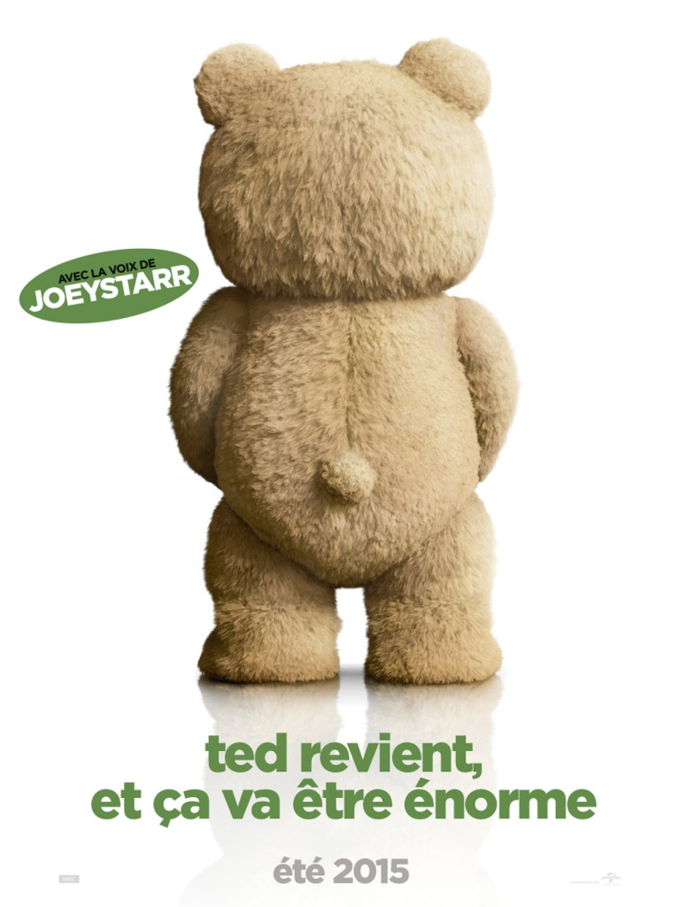 Ted 2 - Affiche