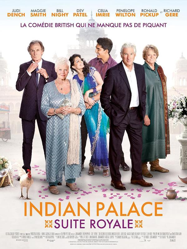 Indian Palace - Suite royale - Affiche