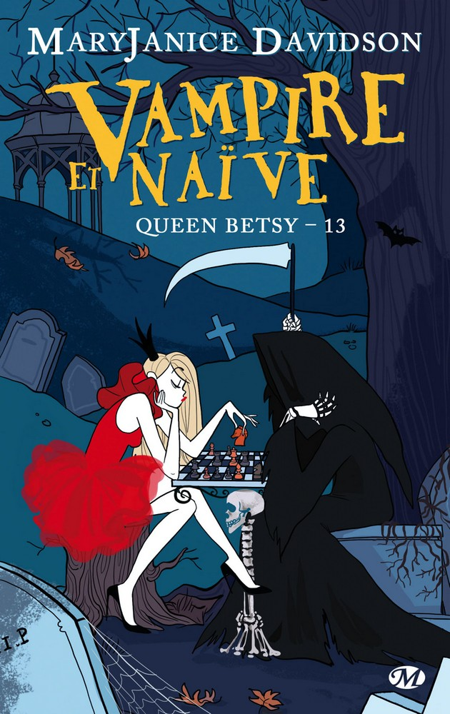 Queen Betsy Tome 13
