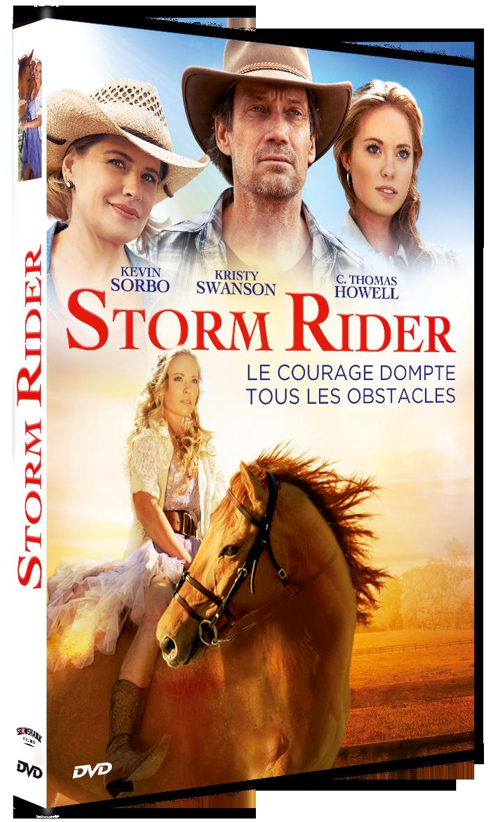 Storm Rider DVD 3D