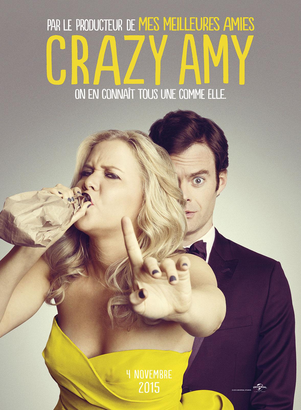 Crazy Amy de Judd Apatow