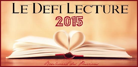 Défi Lecture 2015 BDP