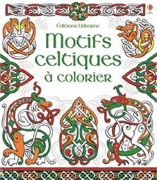 Motifs celtiques à colorier Usborne