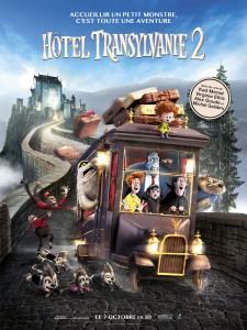 Hotel Transylvanie 2 Affiche Vf