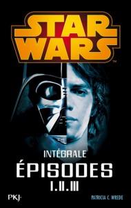 Intégrale Episodes  1-2-3 Star Wars PKJ
