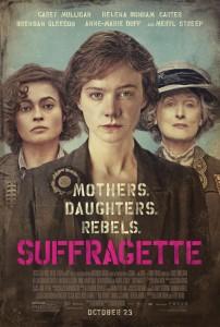 Les Suffragettes - Affiche VO