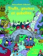 Livres d'autocollants Trolls, nains et lutins aux éditions Usborne
