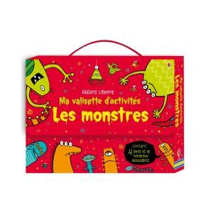 Ma valisette Les Monstres Editions Usborne