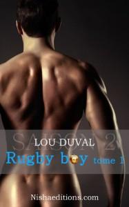 Rugby Boy - saison 2- tome 1 Lou Duval