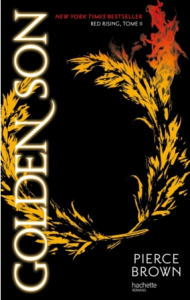 Red Rising, Tome 2 - Golden son de Pierce Brown