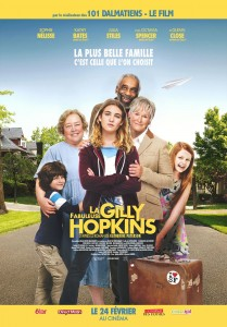 La Fabuleuse Gilly Hopkins - Affiche